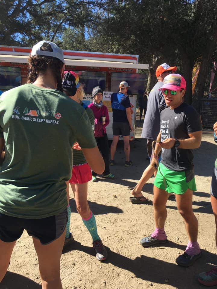 Ragnar Trail relays Los Coyotes