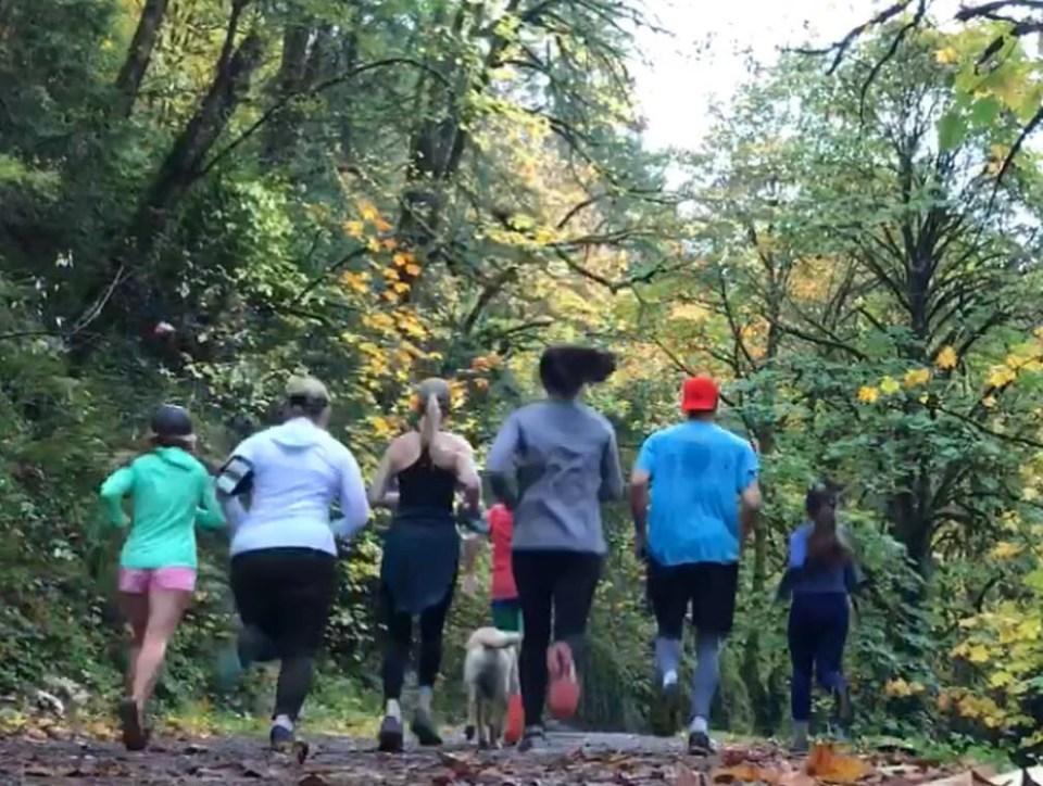 Flex & FLow Runners training Ragnar Relay