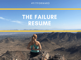 The Failure Resume