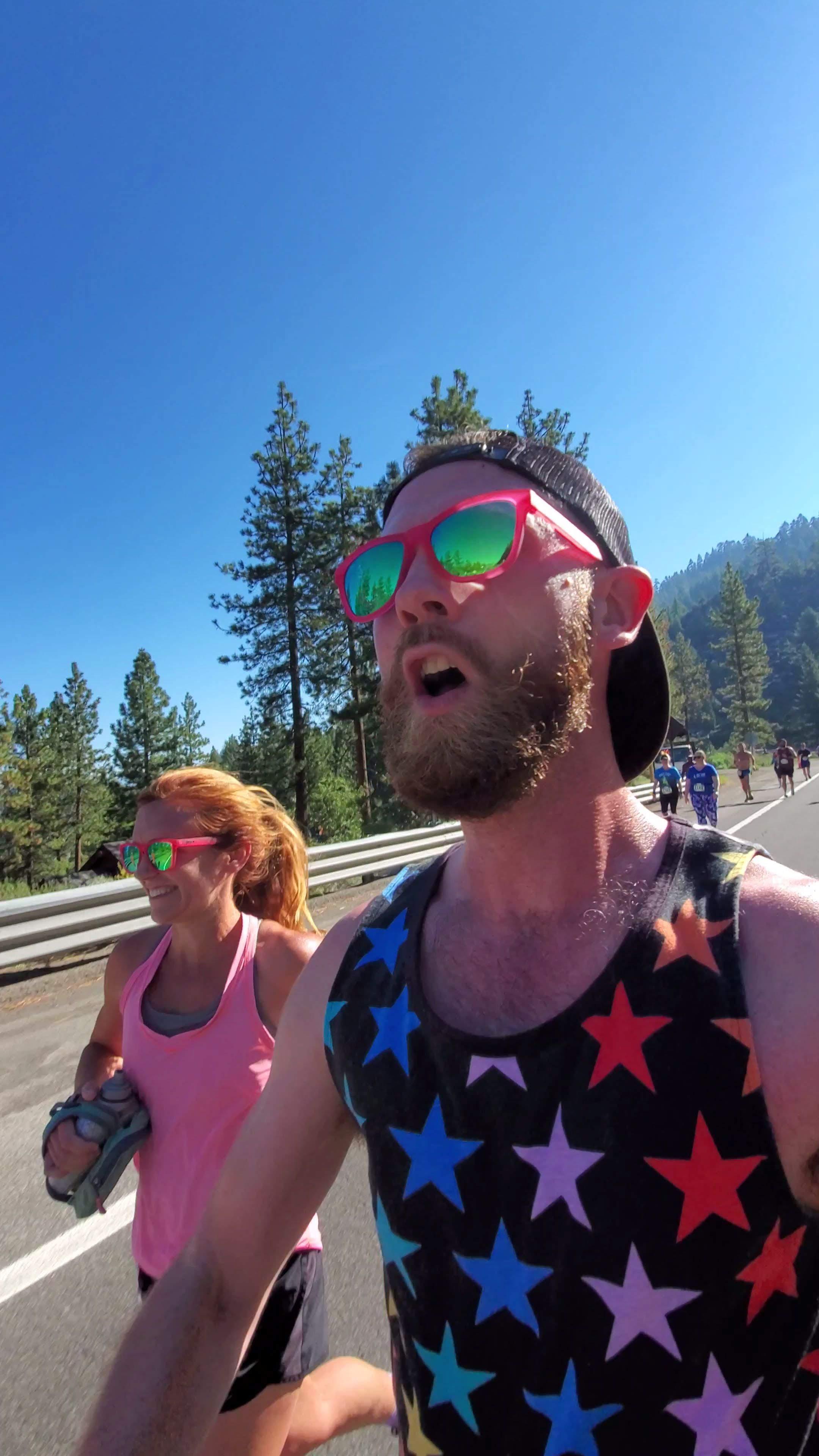 Rock Tahoe Half Marathon Lake Tahoe