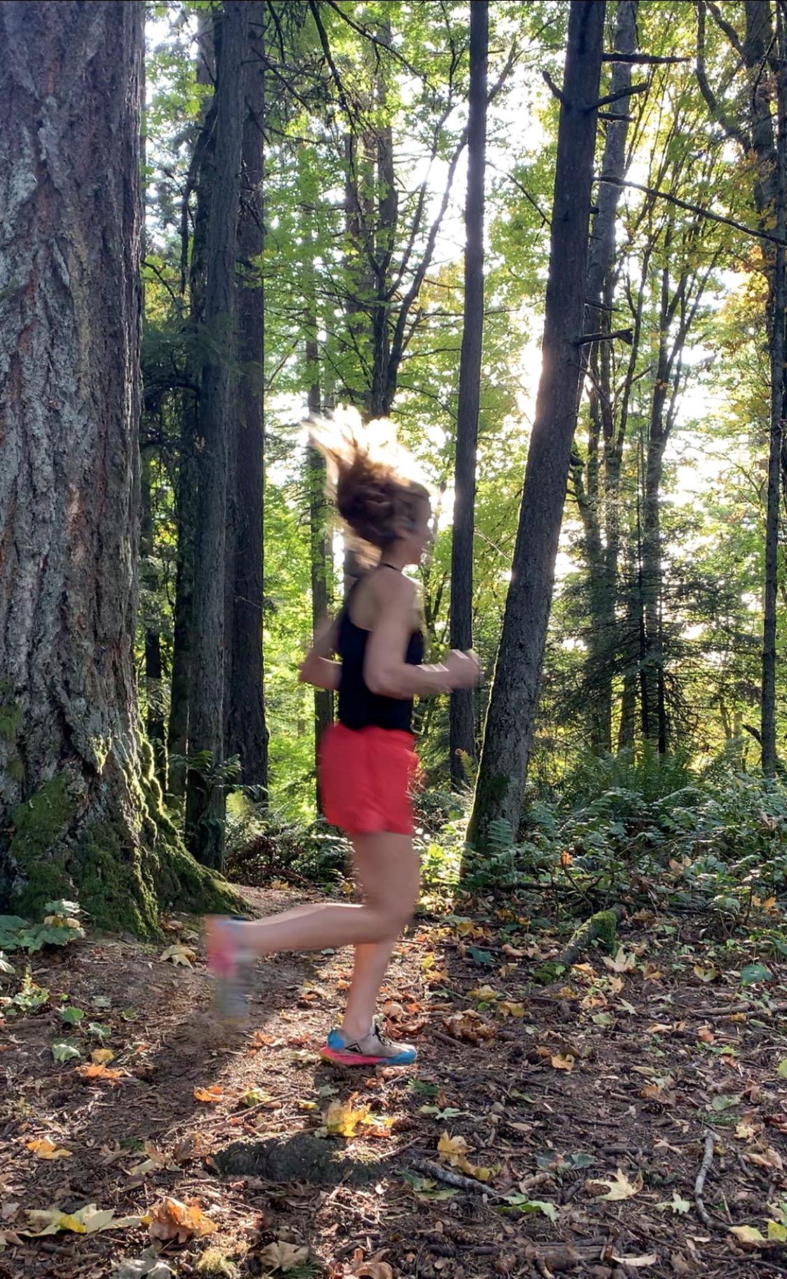 trail running training for ultra marathon