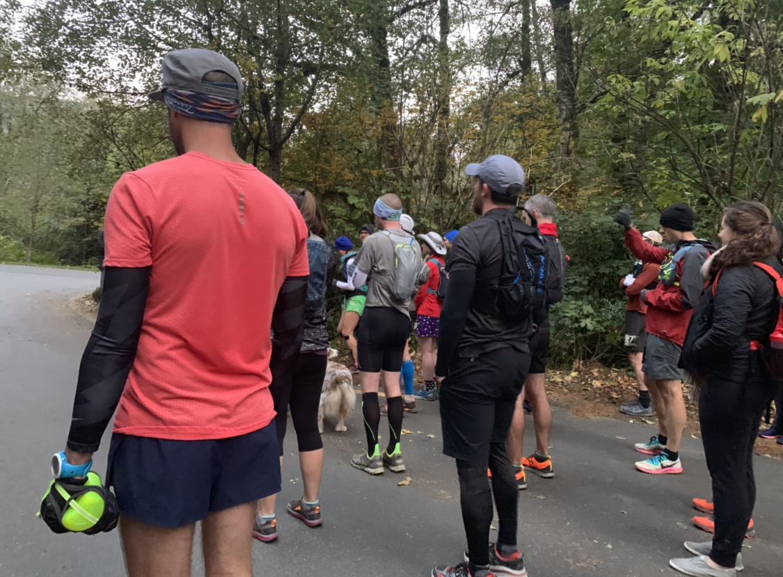 Ultra marathon race recap Oregon 50K