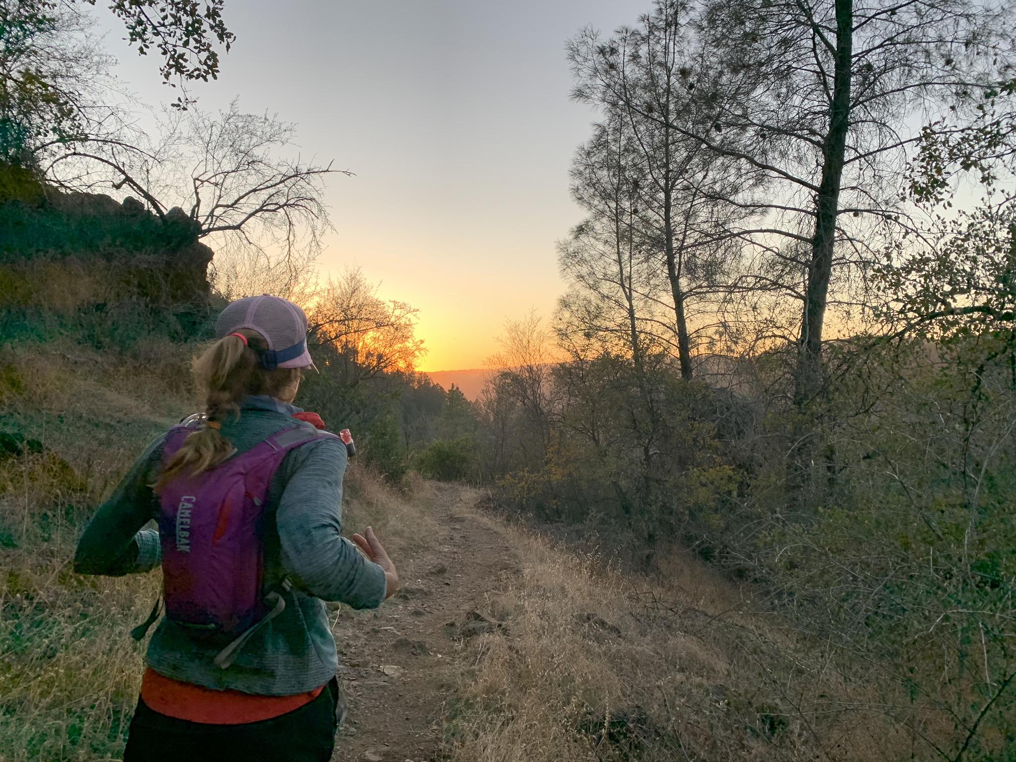 100 mile ultramarathon Rio Del Lago 2019