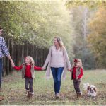 Christmas Tree Farm Fall Family Photography With Jamie Lucido