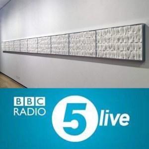 Jamie McCartney on Radio 5 Live