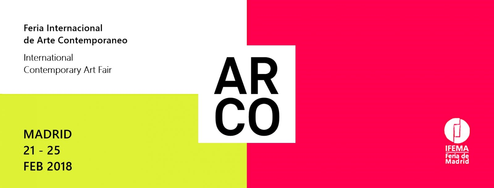 Jamie McCartney will make an Artist Visit to ARCO art fair in Madrid February 2018