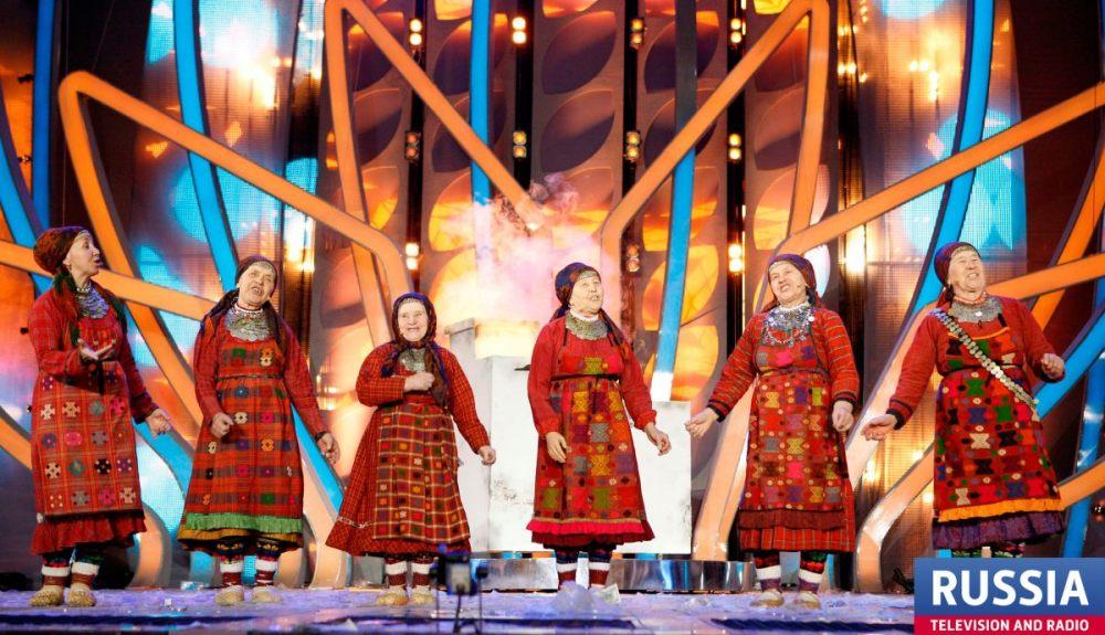 Those Russian Grannies (2/2)