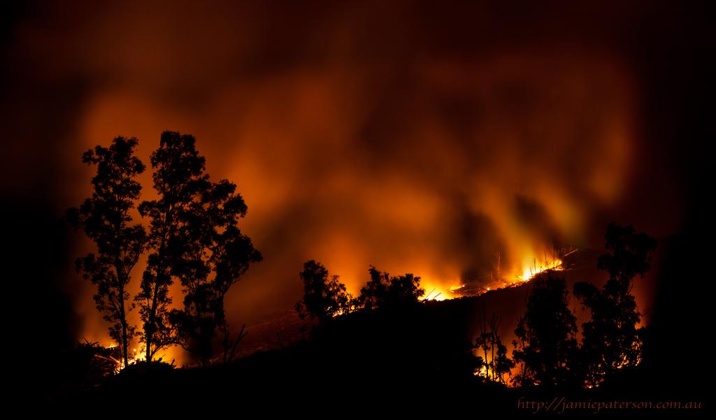 australian landscape photography, landscape photography, balingup nannup road, australian photographer, bush fires