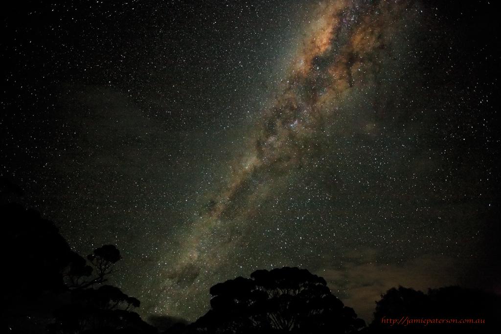 australian landscape photography, australian photographer, star photography