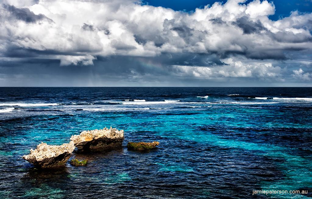 rottnest island, seascape photography, australian landscape photography, ocean