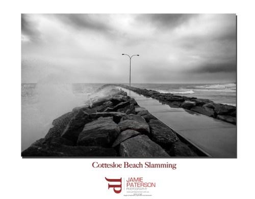 cottesloe beach groyne, australian landscape photography, australian seascape photography