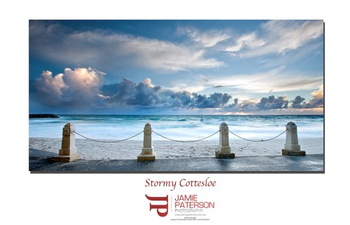 cottesloe beach, australian landscape seascape photography, waves, surf