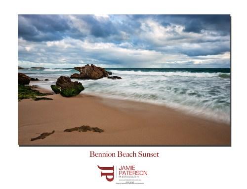 australian landscape photography, australian seascape photography, bennion beach, seascapes, landscapes