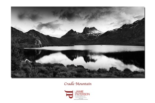 cradle mountain, tasmania, black and white photography, cradle mountain national park, dove lake, australian landscape photography