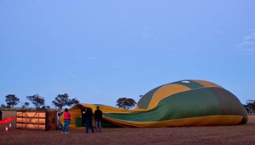 northam, hot air balloon, australian photographer, aerial photography