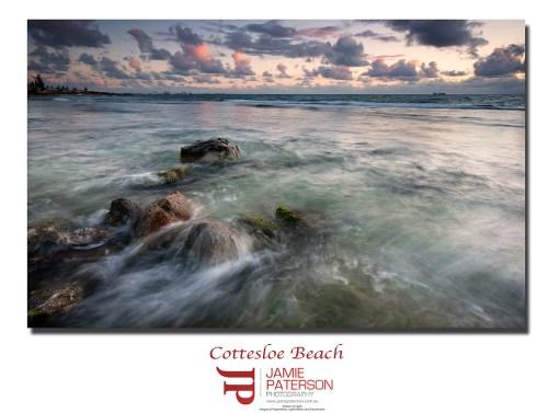 cottesloe, cott, sunset, australian landscape photography, seascape photography