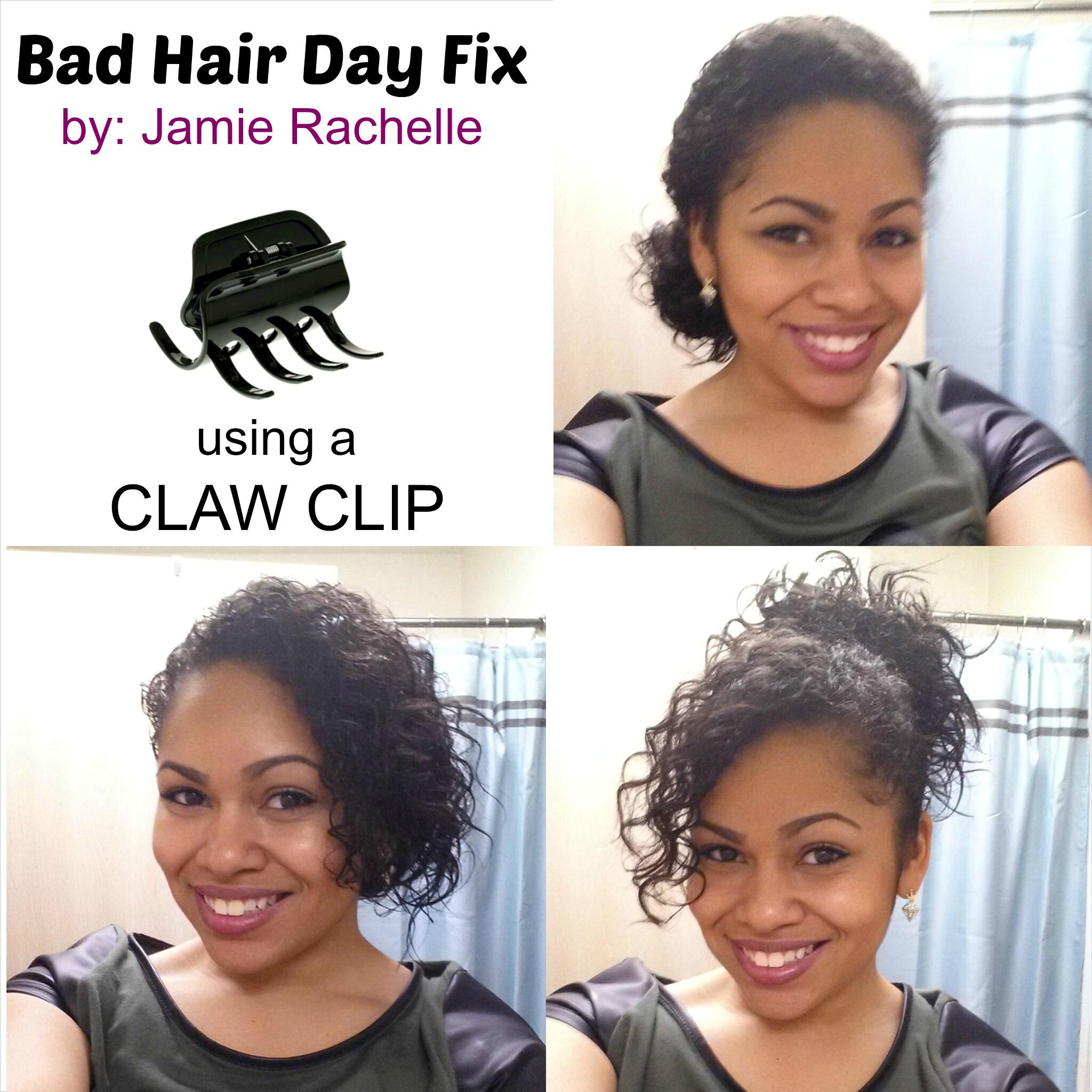 Bad Hair Day Fix Jamierachelle