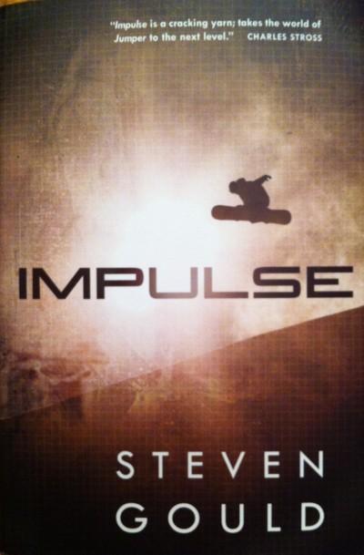 Impulse by Steven Gould