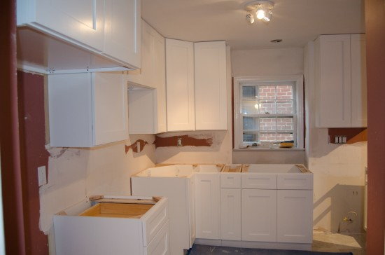 Kitchen Remodel North 1, Day 11
