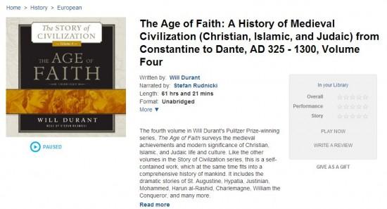 Age of Faith