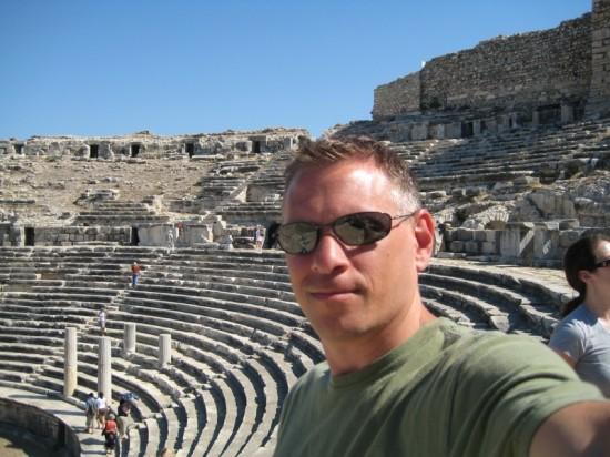 Miletus Selfie