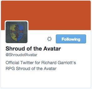 Shroud on Twitter