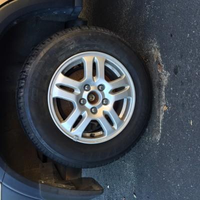 Fixed tire