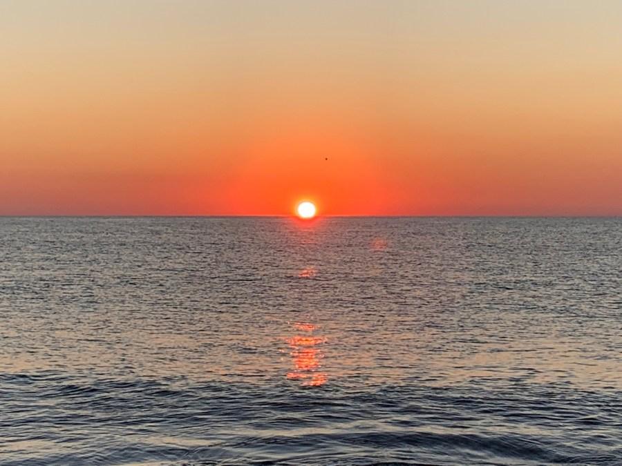 sunrise, rehoboth beach