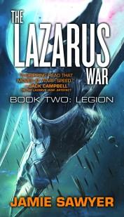 THE LAZARUS WAR: LEGION
