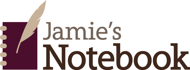 Jamie's Notebook-Professional writing services