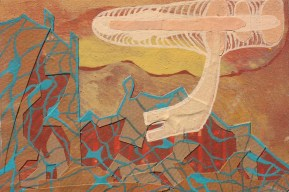 """Examining the Early Waters, 15 of 30 4"""" x 6"""""""