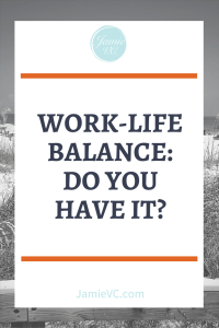 Work-life balance. It's something we all want and something we are always striving for. Work life balance is something that always seems just out reach. Why is this? Maybe it's because we don't really understand how to define work-life balance. When properly defined, maybe we will realize that we are closer than we think. Read: Work-Life Balance: Do You Have It?