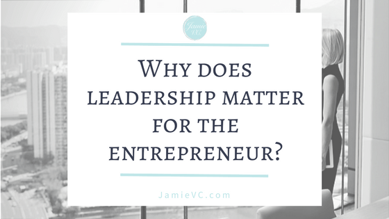 The Entrepreneurship and Leadership Series Part 1