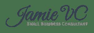 JamieVC Small Business Consultant Short Logo