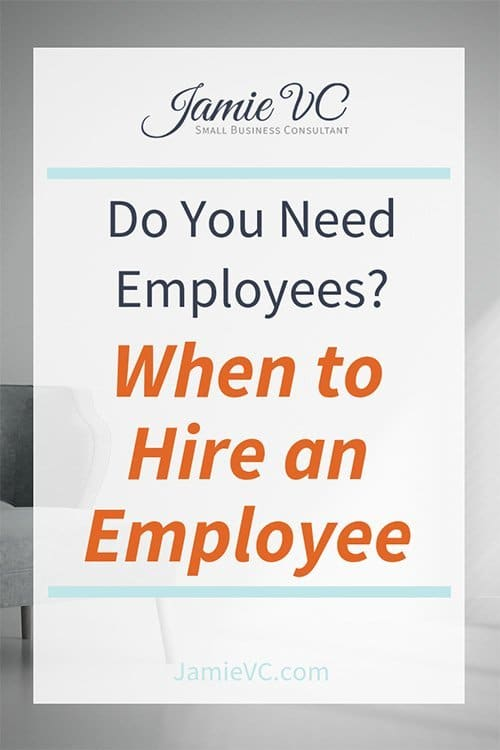 When to Hire an Employee