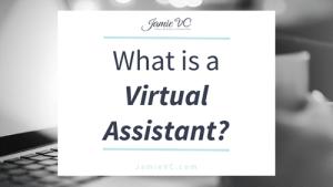 What is a virtual assistant, hiring team members, small business consulting, Jamie Van Cuyk, JamieVC