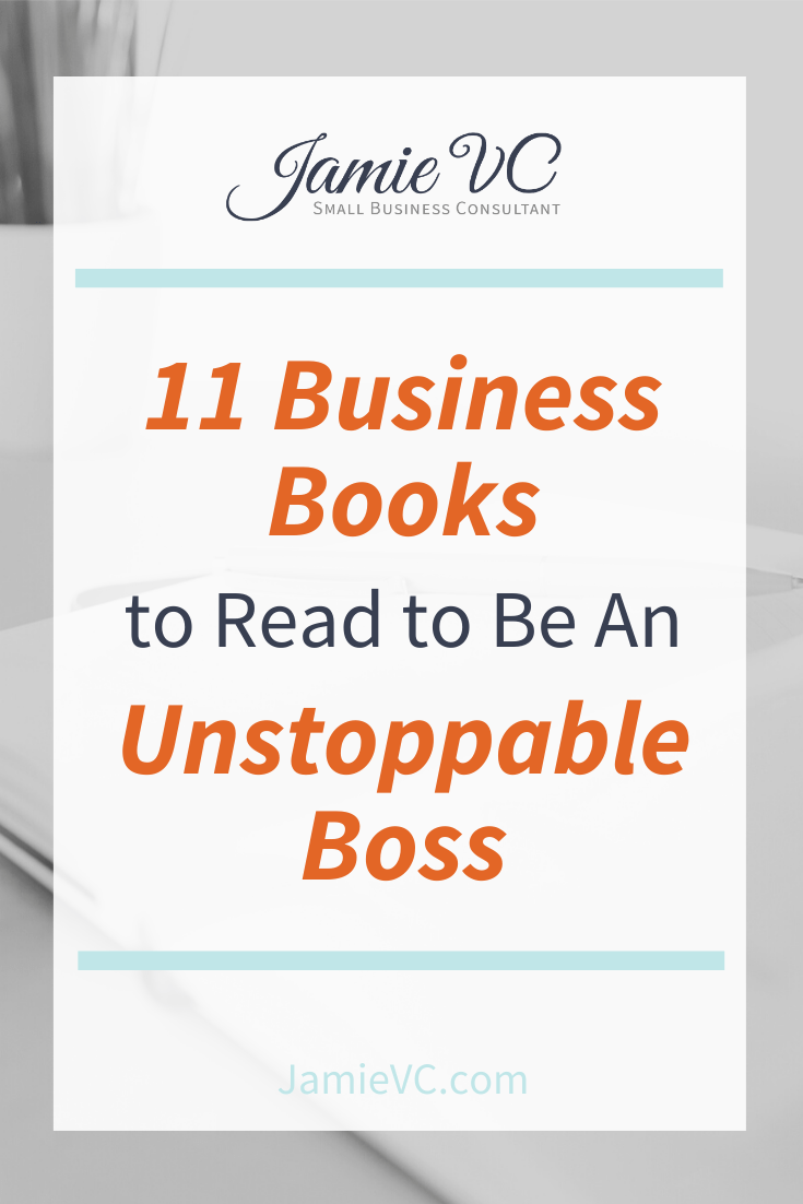 Business Books, Unstoppable Boss, Teams, JamieVC, Jamie Van Cuyk, Small Business Consulting