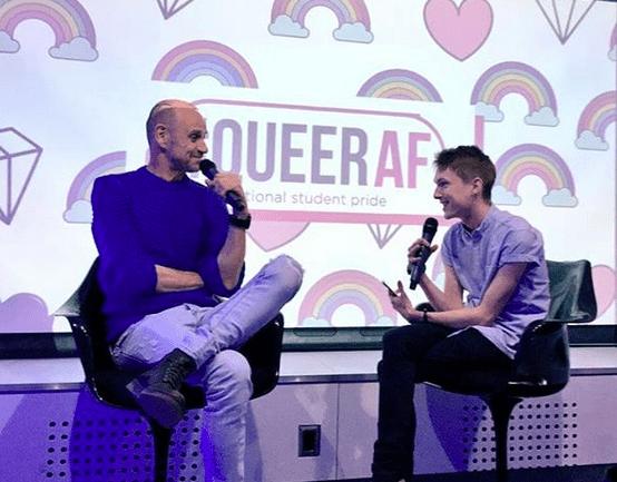 #QueerAF podcast