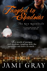 Book Cover: Tangled In Shadows