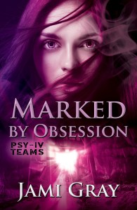 Book Cover: Marked by Obsession