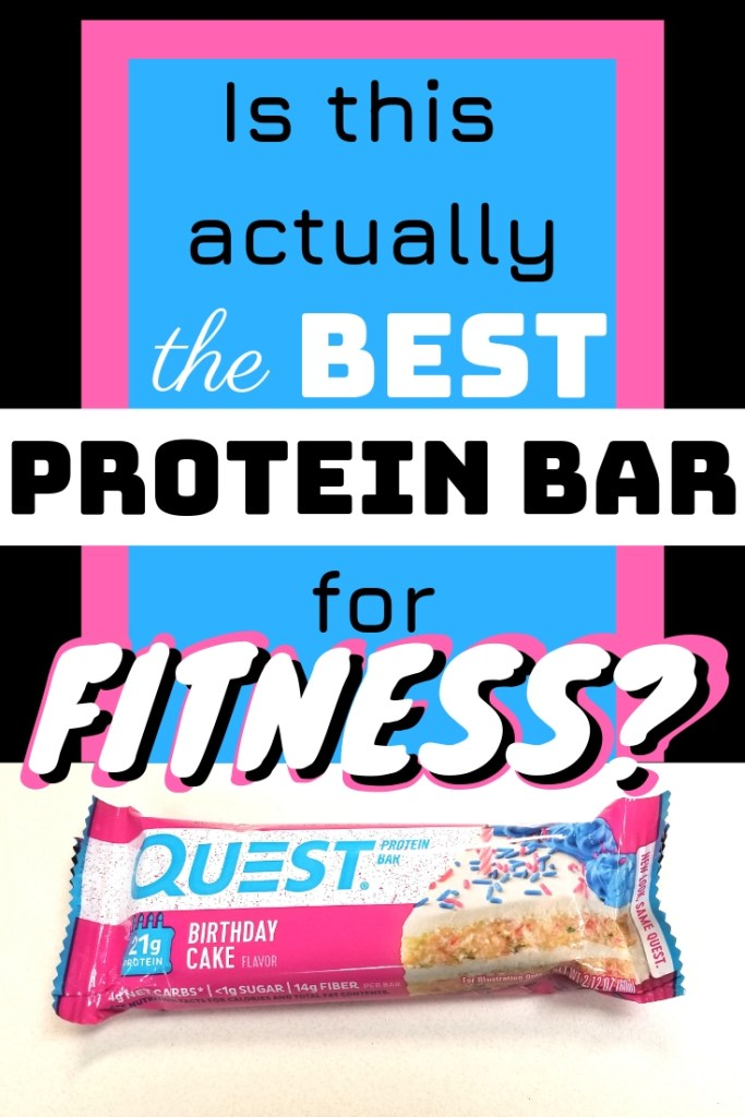 the best protein bar for fitness