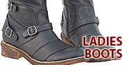 Ladies Boots Featured by Jamin' Leather