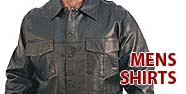 Mens Shirts Featured by Jamin' Leather