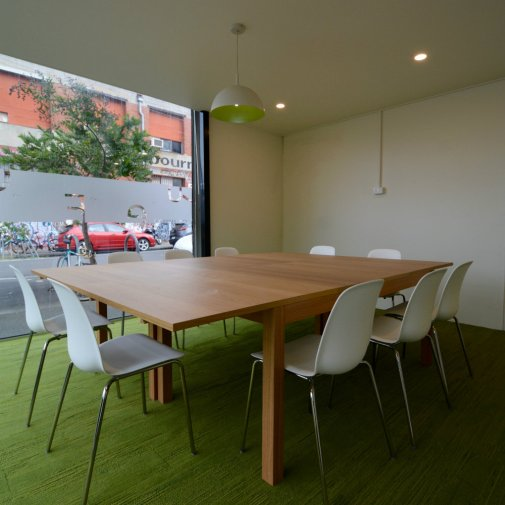 meeting room hire - JamJar - collingwood serviced office