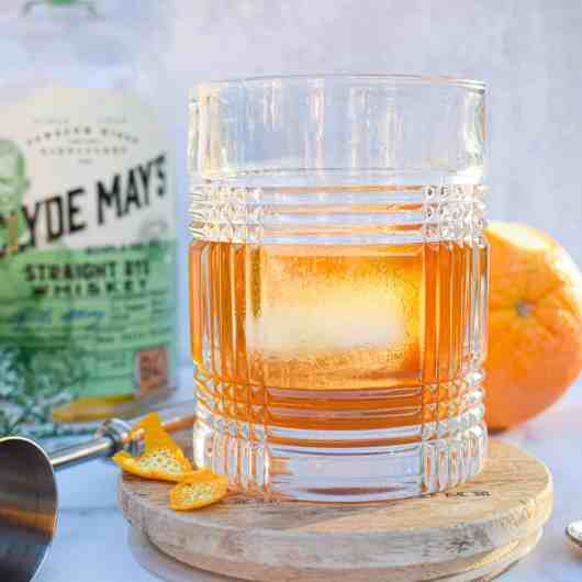 Breakfast-time Old Fashioned