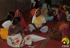 The cornerstone of this project is the Barefoot Counselor. Village Health Workers from CRHP Project Villages are being trained at CRHP to understand mental health, recognize mental illnesses, provide counseling for community members, and know when to refer serious cases to the hospital.
