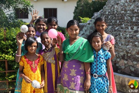 Commencing in August 2014, CRHP's Adolescent Girls Program welcomed 42 girls aged between 12 and 18 years from 2 Project Villages, Ghodegaon and Nimbodi.