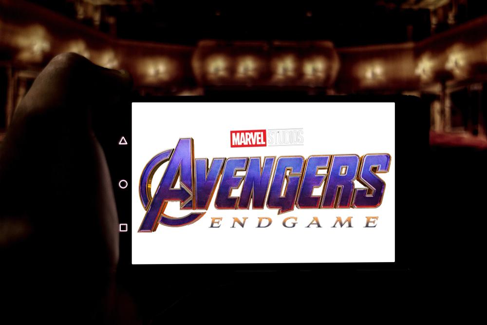 "Kendall B's SAY WHAT? – Bootleg Copy of ""Avengers: Endgame"