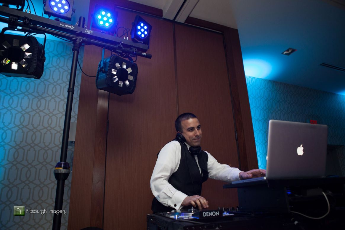 Pittsburgh DJ Jason Rullo