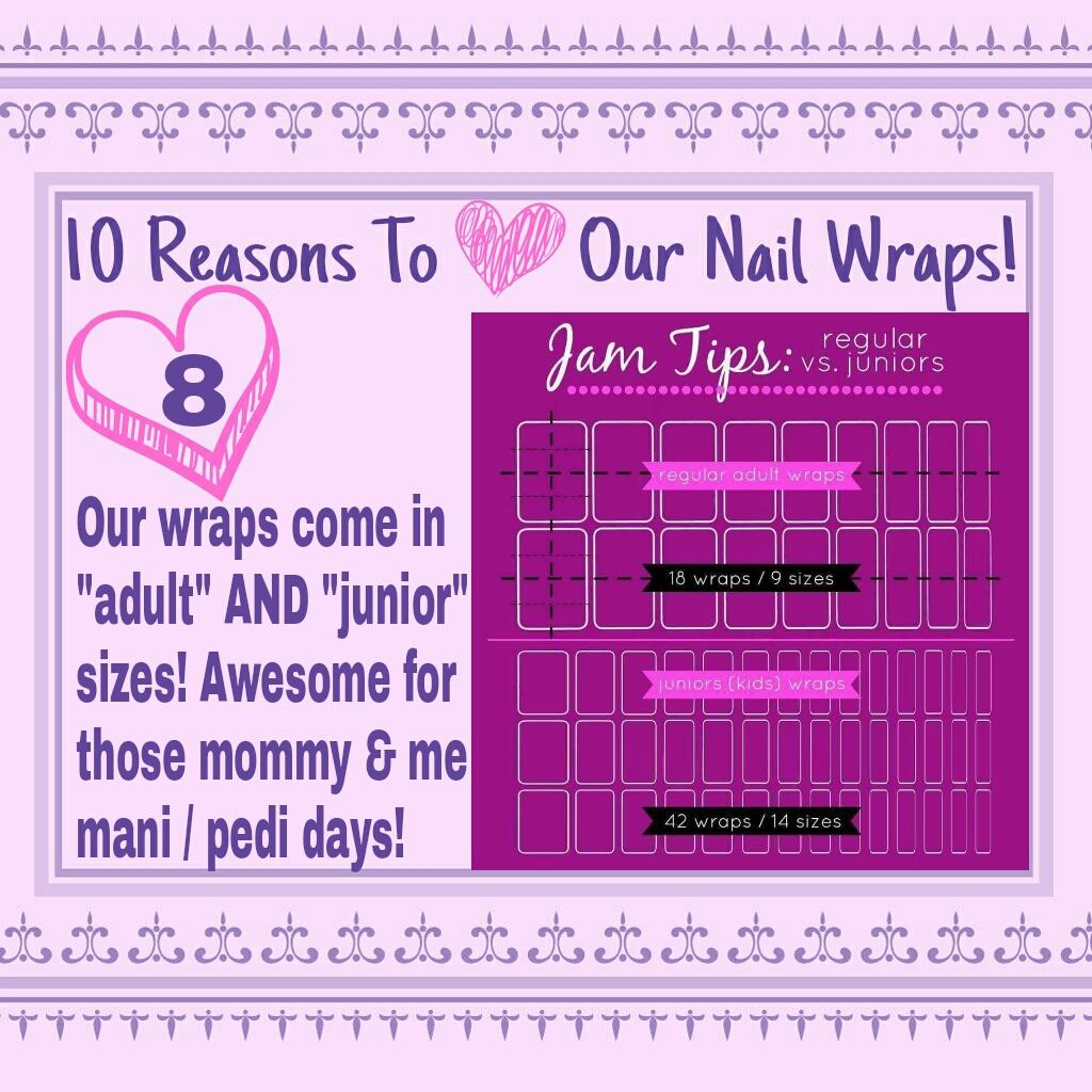 10 Reasons To Love Jamberry Nail Wraps Jammin Withkeleigh